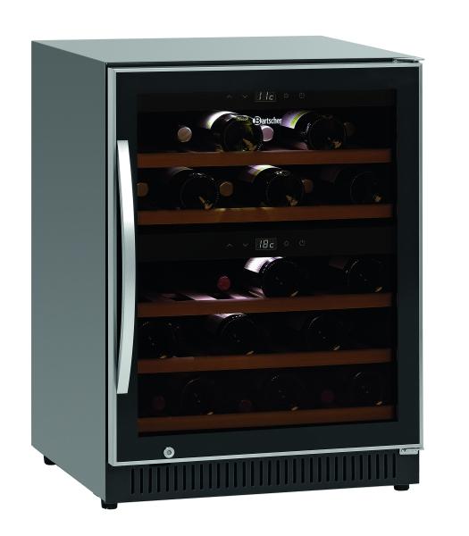 Bartscher Weinkühlschrank 2Z 40FL